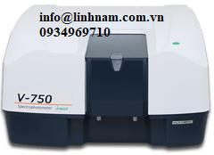 máy quang phổ UV-VIS V750
