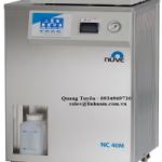 NC 40M Laboratory Steam Sterilizers