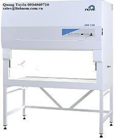 tủ an toàn sinh học nuve MN 090, tủ an toàn sinh học nuve MN 120,