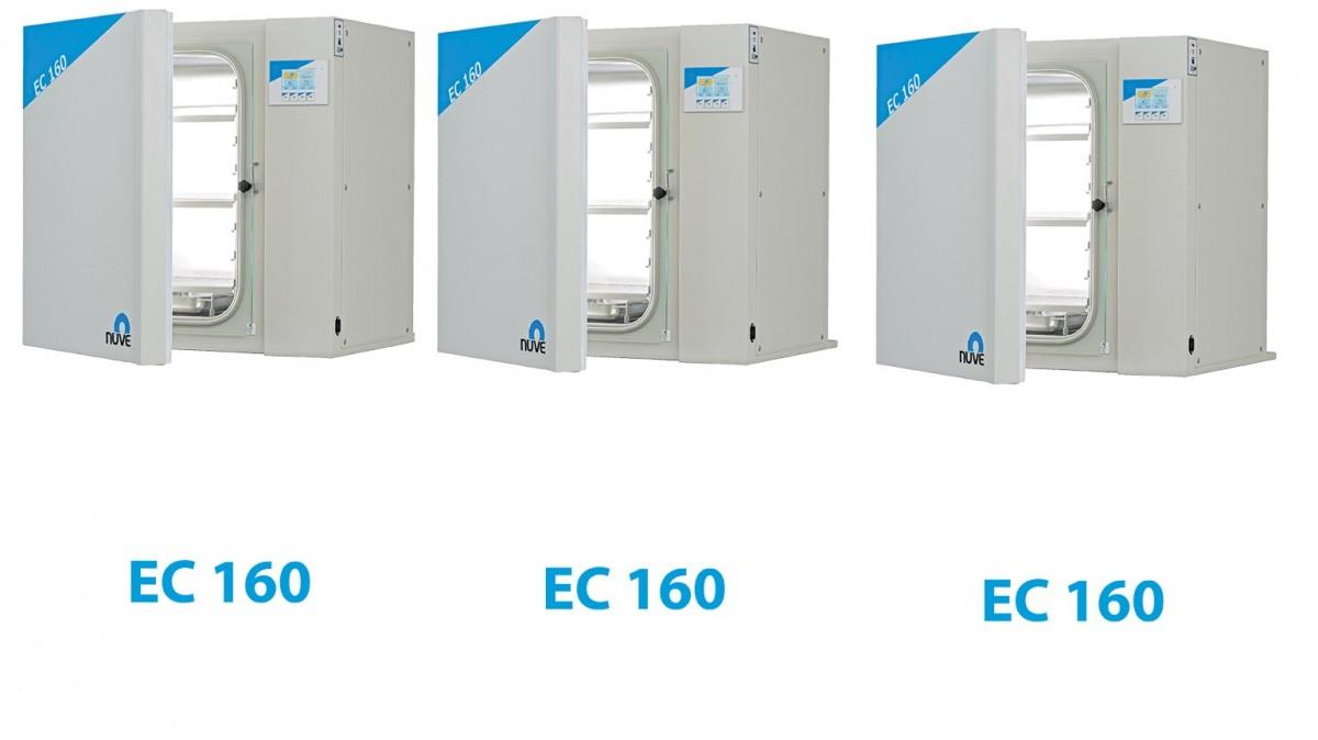 tủ ủ co2 ec 160