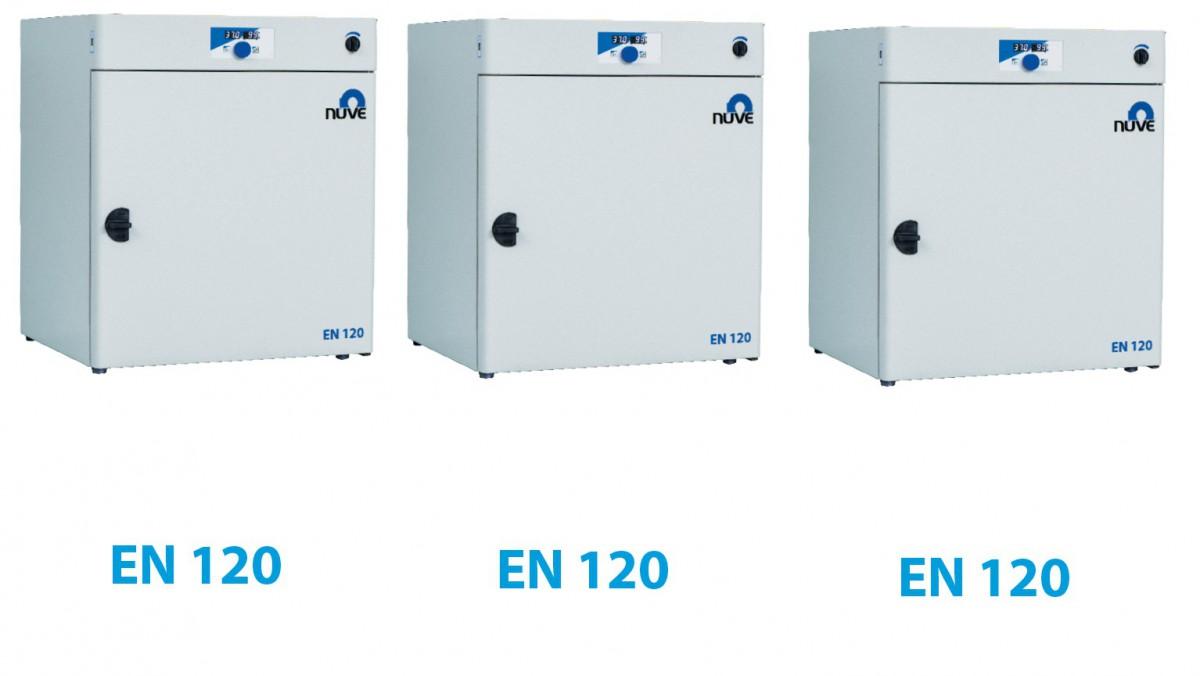 EN 055 NUVE, tủ ấm vi sinh nuve, model EN 055