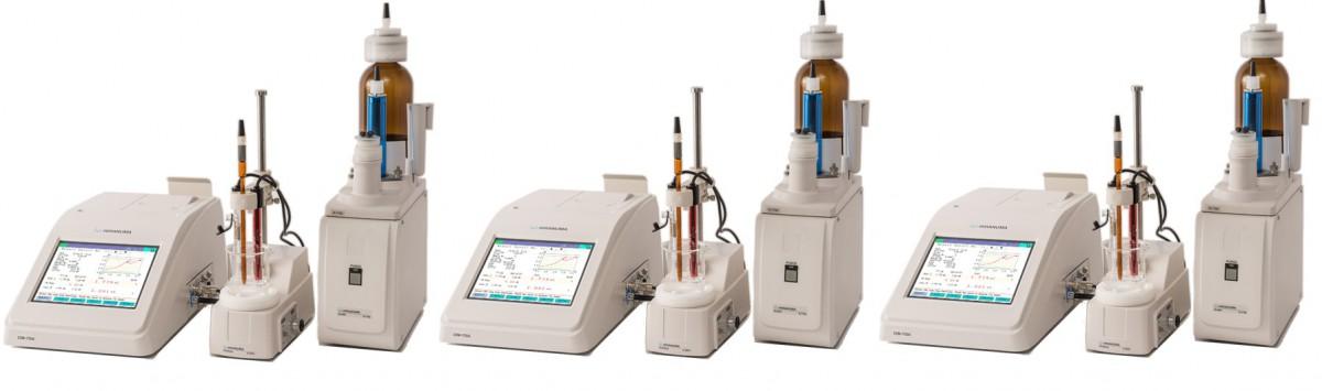COM-1700A chuẩn độ điện thế