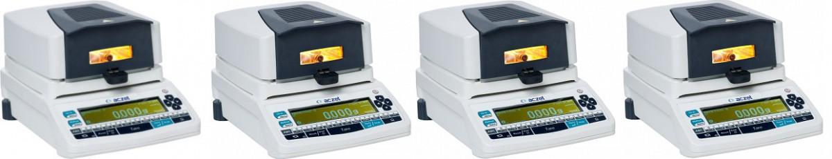 MB50, cân sấy ẩm do hãng aczet - ấn độ sản xuất, công ty Lĩnh nam nhập khẩu và phân phối