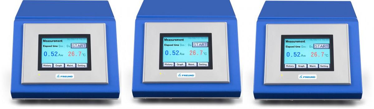 ez-200 máy đo hoạt độ nước freund ez-200 thiết bị đo hoạt độ nước
