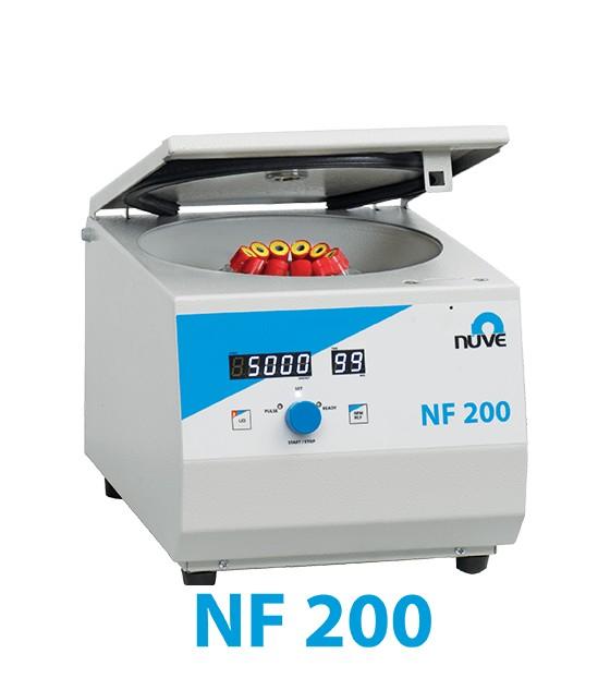 Thiết bị ly tâm NF200