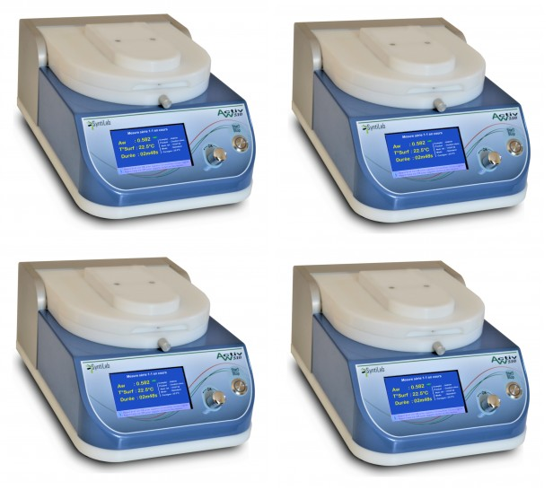 thiết bị đo hoạt độ nước Syntulab