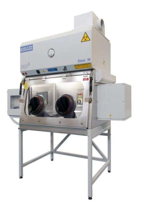 safe3 tủ an toàn sinh học